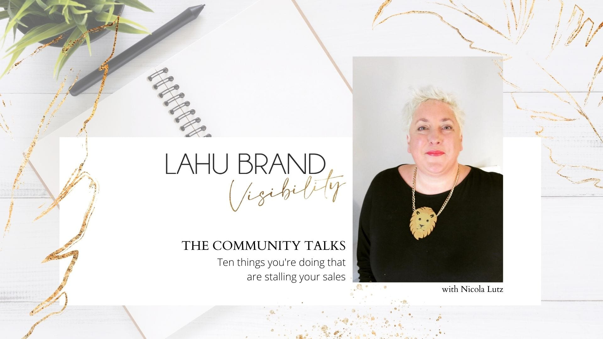 COMMUNITY TALKS (1)