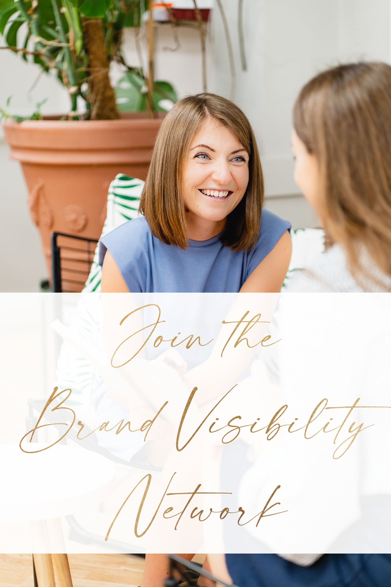 join the brand visibility network portrait