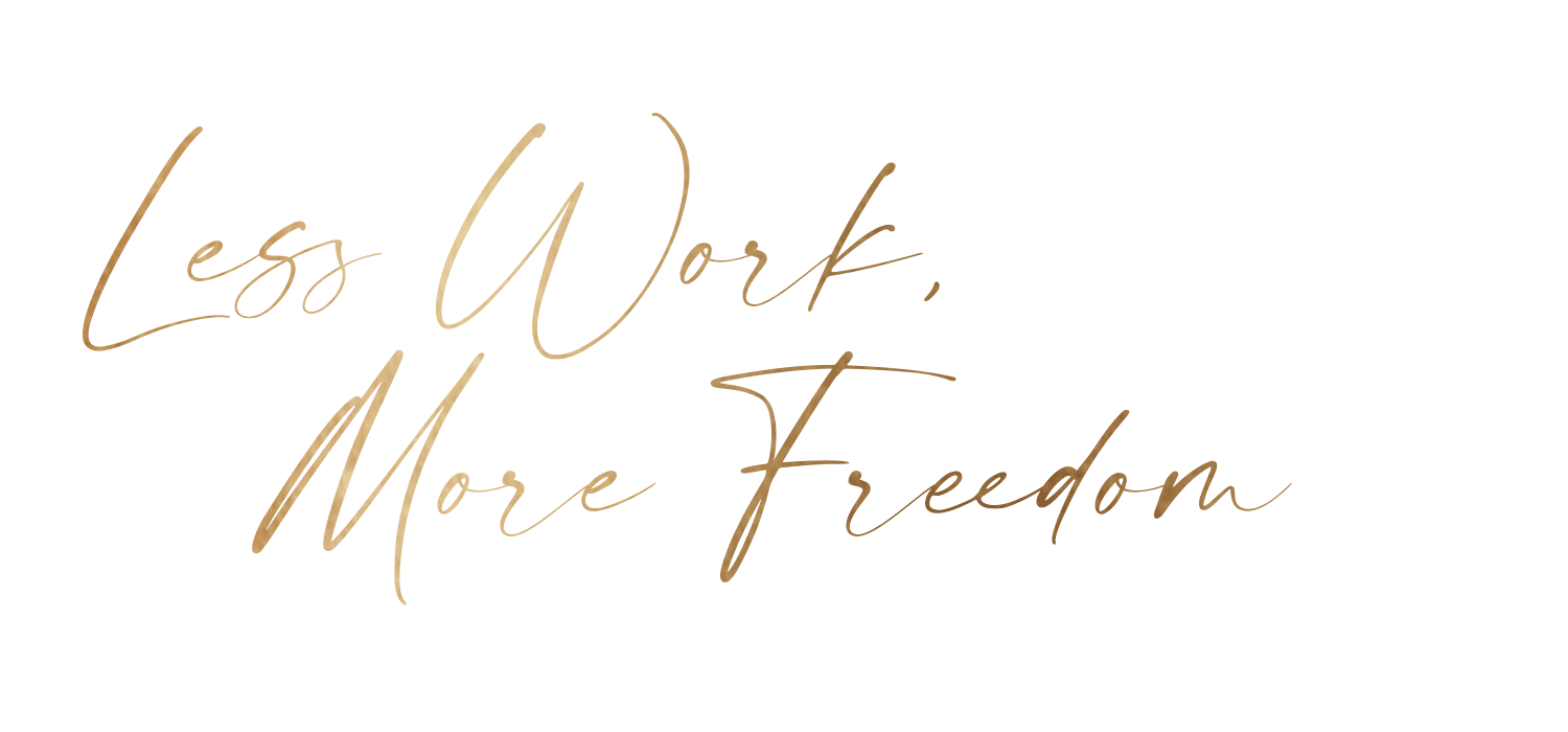 less work more freedom3